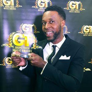 DJ Kelechi wins Gospel DJ of the year award 2018